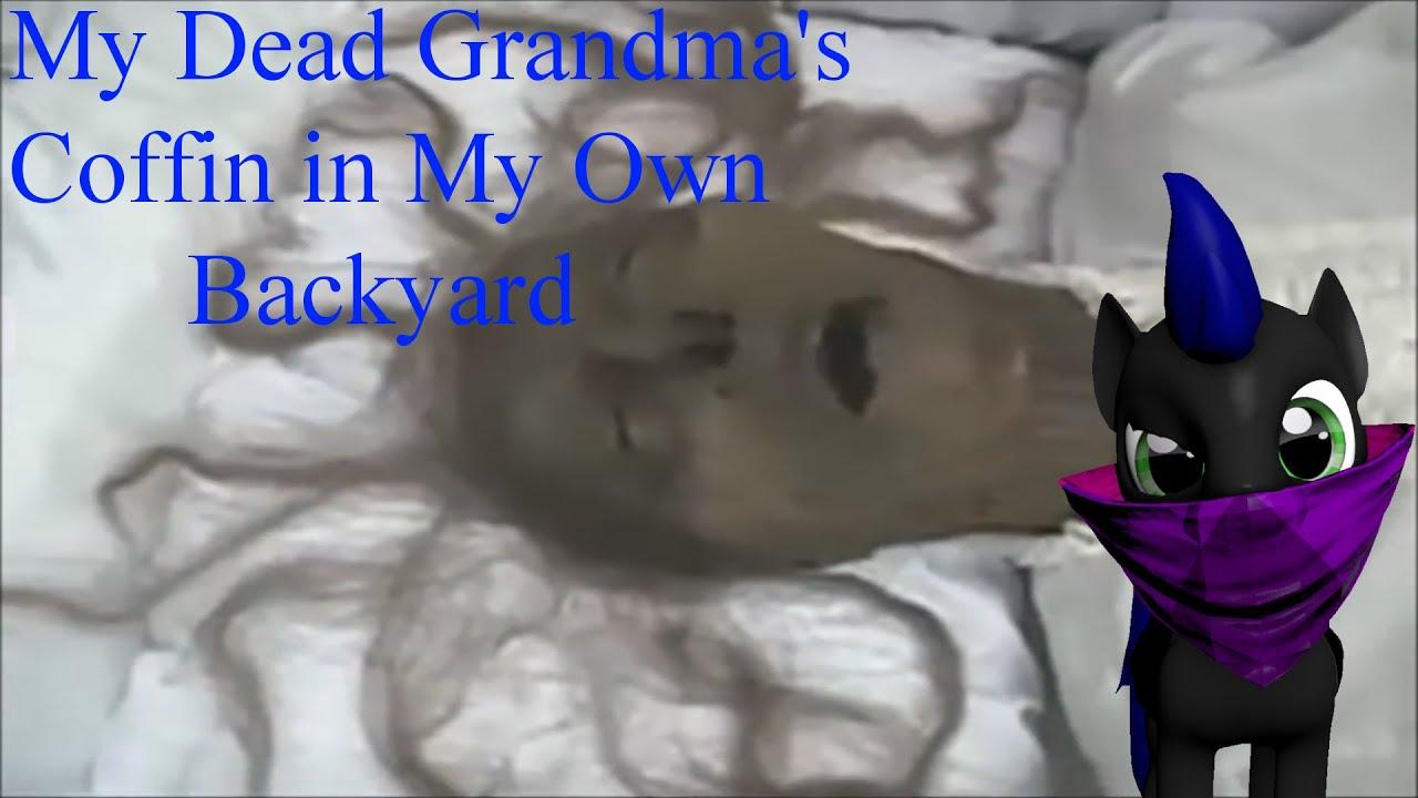Night Rainbow Reacts: My Dead Great Grandma's Coffin in My ...