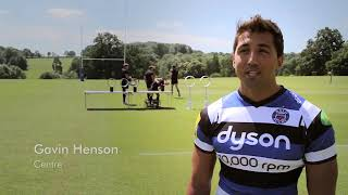 Dyson tackles a different kind of Ball technology with Bath Rugby   Official Dys Full HD