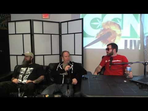 BudderKing Explains Marijuana Budder on Cannabis Culture News LIVE