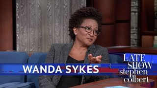 Wanda Sykes' Idea To Fix D.C.: Bring Back The Duel - The Late Show with Stephen Colbert
