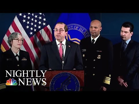 Health Officials Say Flu Vaccine Most Effective For Children | NBC Nightly News