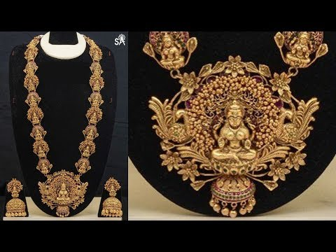 Traditional Temple Jewellery Designs