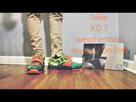 reputable site 9601b a8a33 Nike KD 7