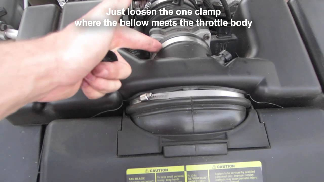 How To Install An Slp Lid Camaro Trans Am Youtube