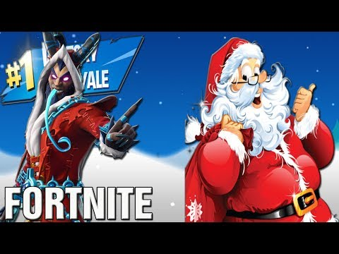 🎄Fortnite Christmas LIVESTREAM With Subscribers! New Fortnite EPIC KRAMPUS Gameplay!!!!!