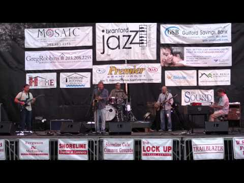 Hobo Congress - Set 2 - Branford, CT Jazz series on the town green on 06-26-2014 [1cam-HD]