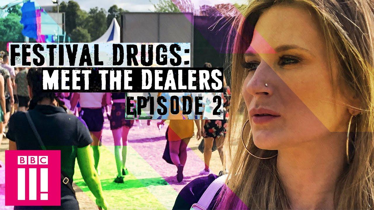 Festival Drugs: Meet the Dealers
