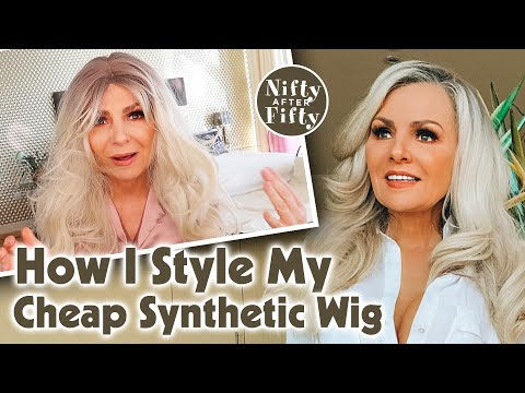 hair-hacks/-how-i-style-my-cheap-synthetic-wig/-hair-tricks-to-make-you-look-younger