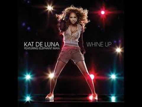 Kat Deluna- Whine Up [Instrumental]