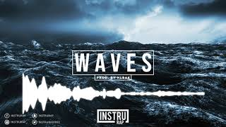 [FREE] Instrumental Rap Trap | Instrumental Rap Triste/Dope  - WAVES - Prod. By HLBAK