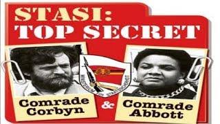 Agent COB Jeremy Corbyn the communist