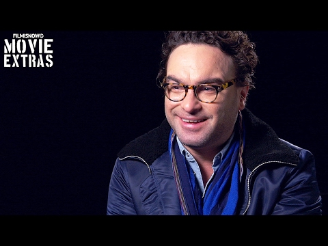 Rings | On-set visit with Johnny Galecki 'Gabriel'
