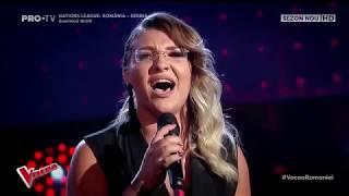 Vocea Romaniei - Georgiana Capanu (12 Octombrie 2018)