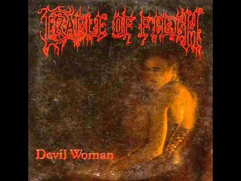 Cradle Of Filth - Devil Woman [Cliff Richard Cover]