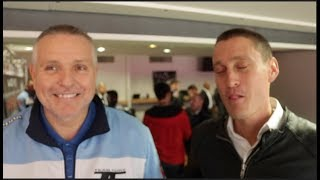 NO BEEF HERE! - PETER FURY & DAVE HIGGINS SETTLE ALL DIFFERENCES & EXPLAIN WHAT HAPPENED
