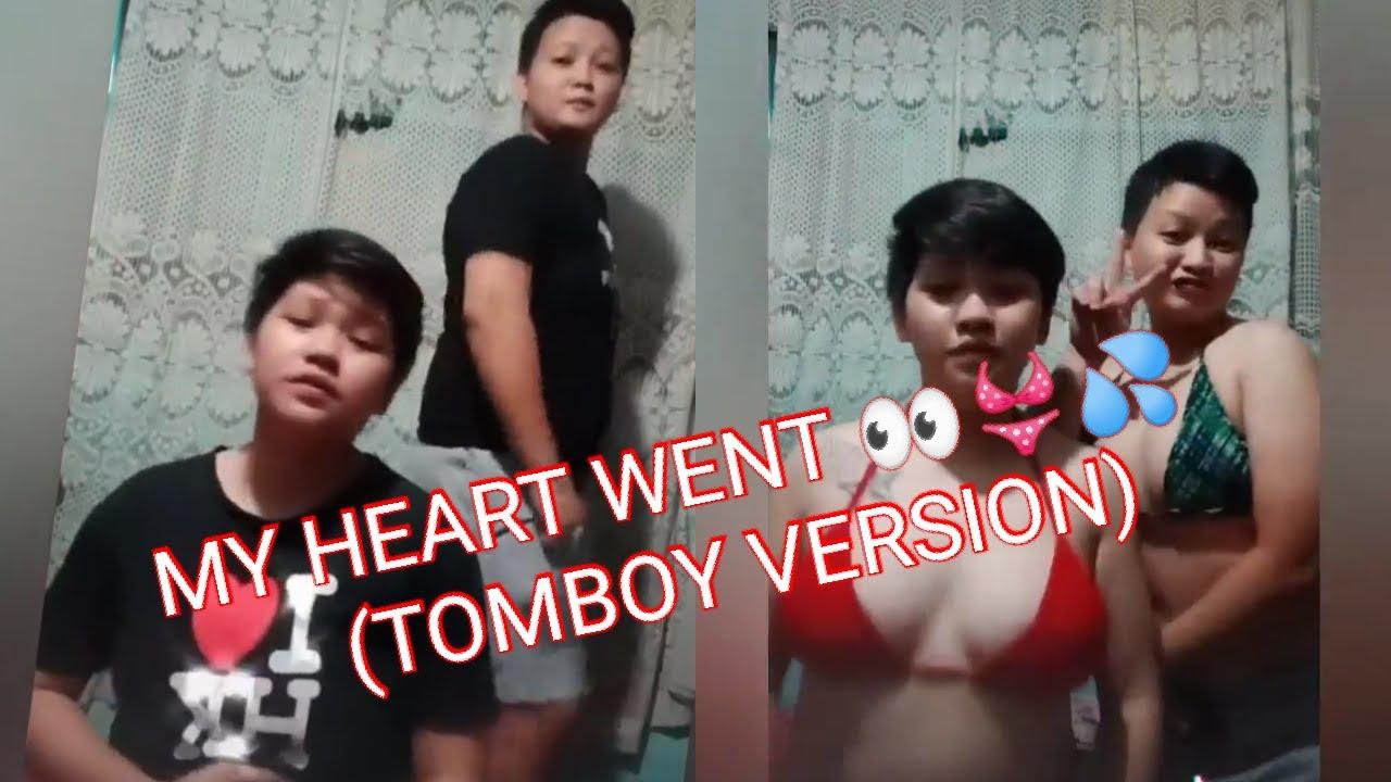 MY HEART WENT OOPS 👀👙💦 (TOMBOY VERSION)
