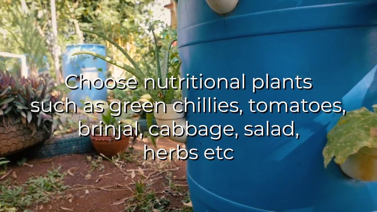 INORA\'s Composter Planter - YouTube