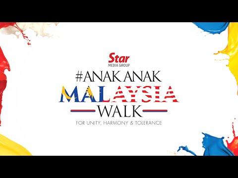 #AnakAnakMalaysia Walk livestream (Edited)