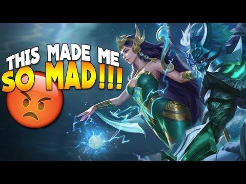 NEW HERO KADITA & HANZO SKIN! (Just Why Mobile Legends?)