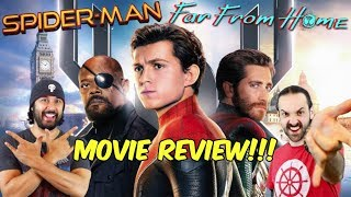 SPIDER MAN: FAR FROM HOME | MOVIE REVIEW!!!