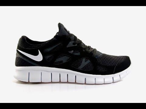 Замечательные модные черные кроссовки Nike Купить кроссовки на .