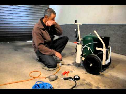 compresseur d 39 air air compressor with fridge engine compressor de ar caseiro geladeira youtube. Black Bedroom Furniture Sets. Home Design Ideas