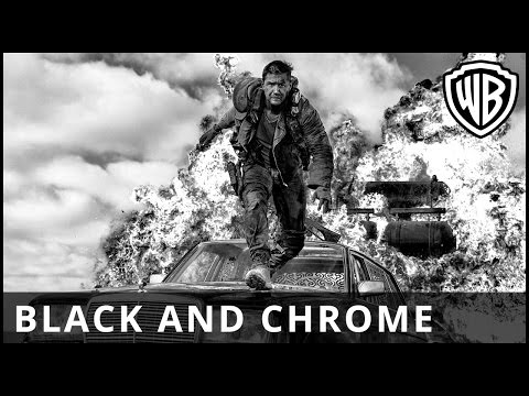 Mad Max: Fury Road - Black and Chrome Trailer - Warner Bros. UK