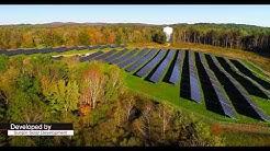 Sunpin Solar - East Acres Solar Farm in Pittsfield, MA