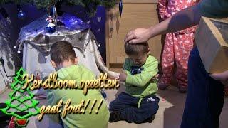 Vlog 283: Kerstboom opzetten gaat fout!!!