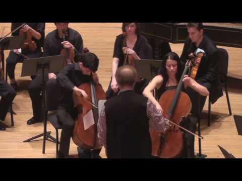 Vivaldi - Concerto for two cellos in G minor, RV 531