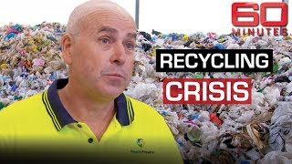 The solution to Australia's recycling problem | 60 Minutes Australia