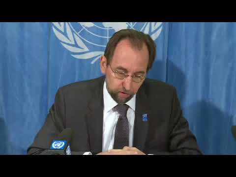 President Duterte needs 'psychiatric evaluation'--UN rights chief