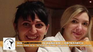 Best moments - WinTaekwondo Herbst- Camp 2019 in Wagrain Österreich!
