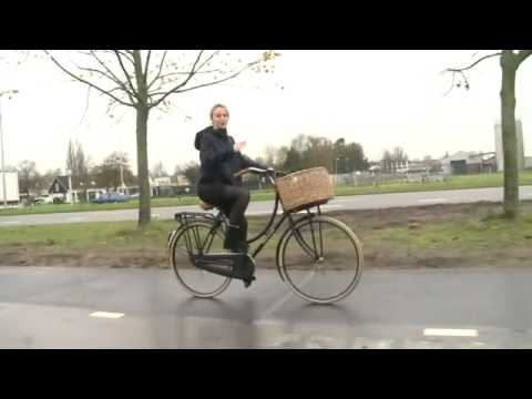 Solar cycle path opens in Netherlands