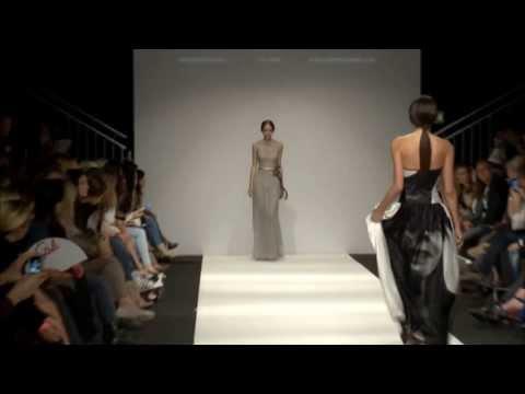 Sabine Karner at MQ Vienna Fashion Week 2013 تصاميم سابين اسبوع الموضة فيينا