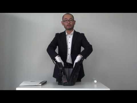 TUMI 26108 コンパクトかつ多機能なトゥミのバッグの紹介