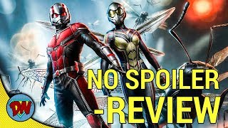Ant-Man and The Wasp Review in Hindi   Spoiler Free Movie Review