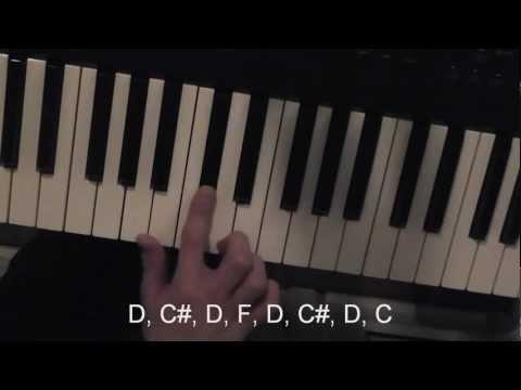 Lithium Nirvana Piano Tutorial