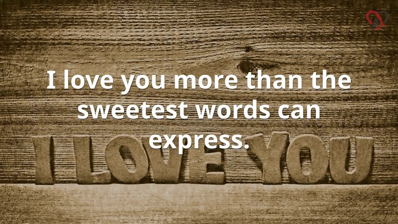 I Love You More Than Quotes | I Love You More Than Quotes Youtube