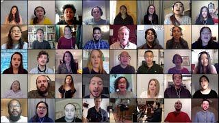 Fix You  Virtual Choir  Saint Peter&#39s University SCHOLA  The Aidan C. McMullen Chorale