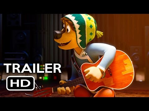 Thumbnail: Rock Dog Official Trailer #1 (2017) Luke Wilson, Eddie Izzard Animated Movie HD