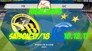 BSC Young Boys vs Fc Gc Zürich (10.12.17)