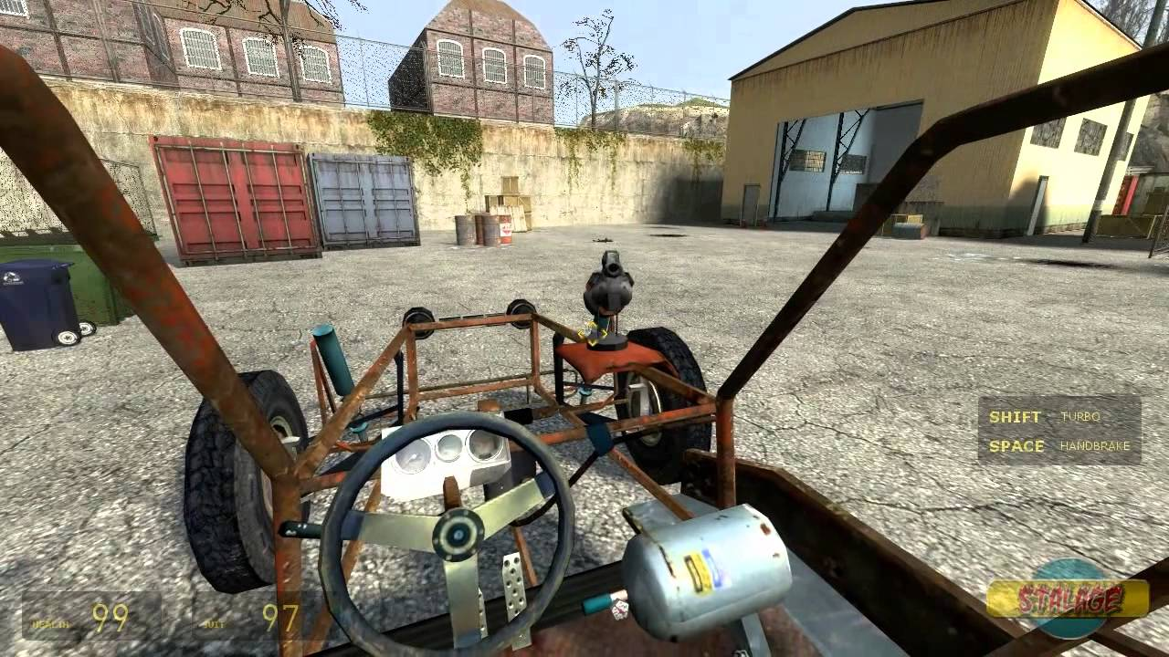 Half-Life 2 - Highway 17