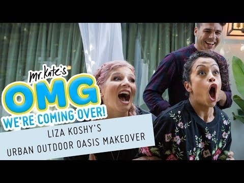 liza-koshy's-urban-outdoor-oasis-makeover!-|-omg-we're-coming-over