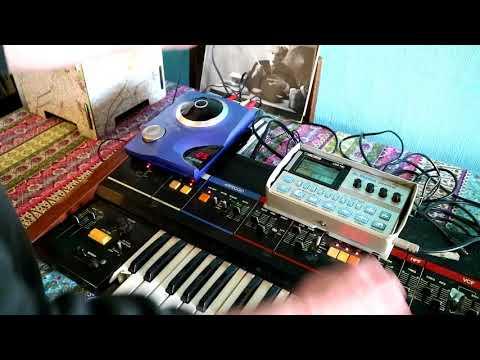 Roland Juno 6 and AIRFX