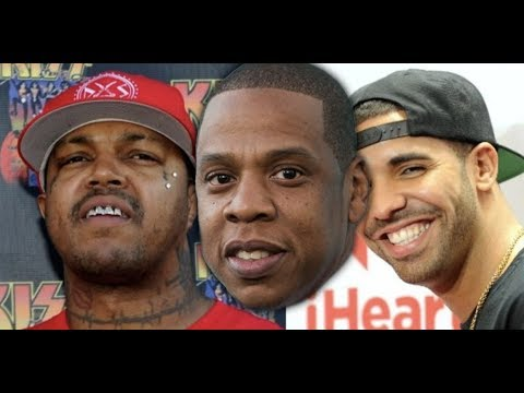 Drake DJ PAUL Reflection on Talk Up with Jay-Z This was Track Collab to SPITE KANYE WEST allegedly