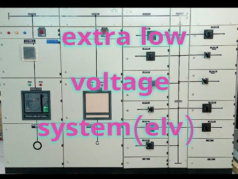 Simple Extra-low Voltage/different Types Of   Extra-low Voltage