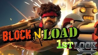 Block N Load - First Look (Now Free to Play)