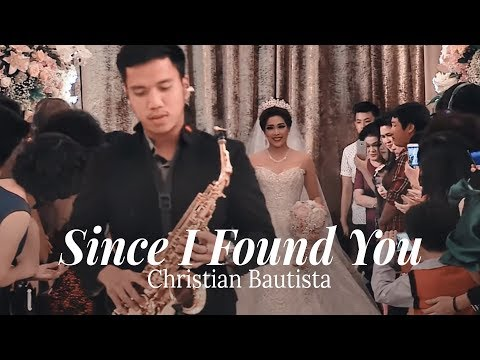 Since I Found You ( Steven and Stefanie Wedding Entrance )  Live Performance at Shangri-La Hotel