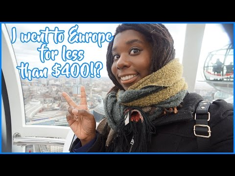 How to Travel the world for Cheap | Europe for Less Than $400!?